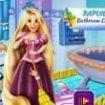 Rapunzel Bathroom Clean Up